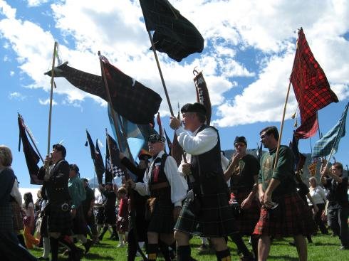 Parade of the Clans