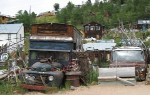 RV Heaven in Ward, Colorado